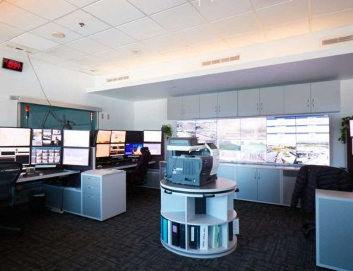 PDX Communications Center Renovation