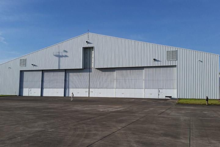 DBC Work Hangar 375 Assessment