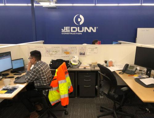 JE Dunn PDX Field Office