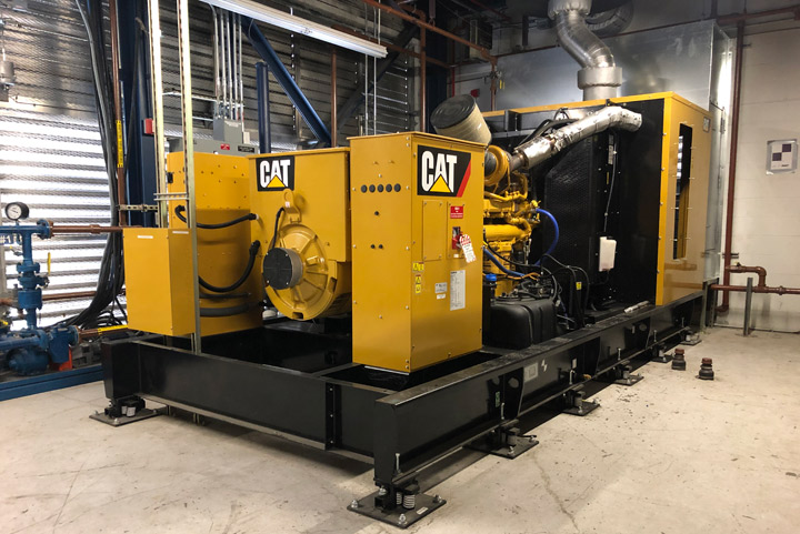 PDX Airfield Lighting Emergency Generator Upgrade