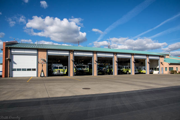 PDX Airport Rescue and Firefighting Facility Improvements
