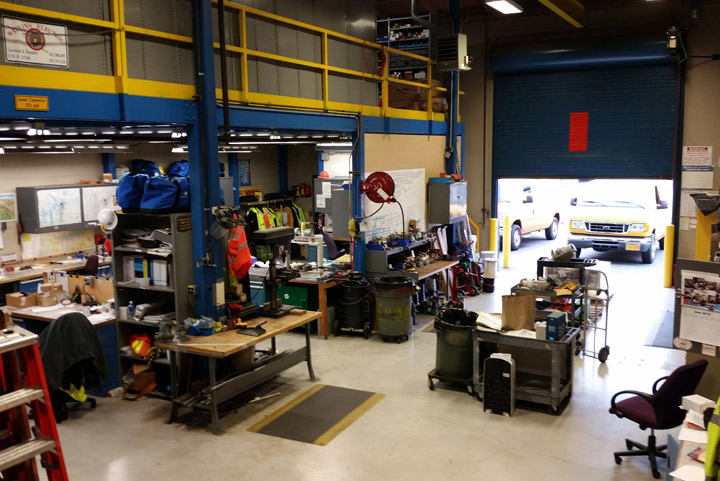 PDX Maintenance Facility Operational Assessment