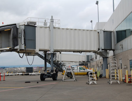 PDX Passenger Boarding Bridge Replacement(sub to HNTB)